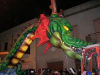 Carnevale 2009 - XVIII Edizione Sfilata di carri allegorici - 22 febbraio 2009   - Valderice (2102 clic)