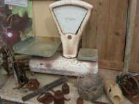 C/da Bosco Falconeria - Baglio Carta - in mostra oggetti che testimoniano le usanze del passato - 7 dicembre 2008  - Balestrate (1428 clic)