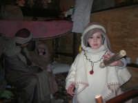 Presepe Vivente - 26 dicembre 2008   - Balata di baida (2421 clic)