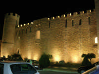 Castello dei Conti di Modica - 21 gennaio 2007  - Alcamo (1097 clic)