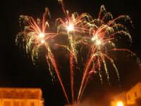 Carnevale 2009 - spettacolo di giochi pirotecnici - 24 febbraio 2009   - Balestrate (3825 clic)