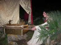 Parco Urbano della Misericordia - LA BIBBIA NEL PARCO - Quadri viventi: 3. Davide - 5 gennaio 2009   - Valderice (3162 clic)