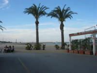 via Savoia e spiaggia - 10 maggio 2009    - San vito lo capo (1712 clic)