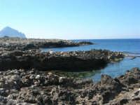 Golfo del Cofano: la scogliera ed il Monte Cofano - 24 febbraio 2008   - San vito lo capo (548 clic)