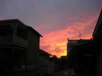 tramonto - 28 ottobre 2008  - Alcamo (848 clic)