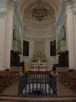 interno Chiesa Madre, dedicata a S. Nicolò di Bari - 23 aprile 2006   - Chiusa sclafani (2681 clic)