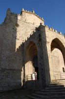 Duomo (sec. XIV) - particolare - 28 settembre 2008   - Erice (881 clic)