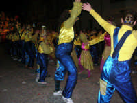 Carnevale 2009 - XVIII Edizione Sfilata di carri allegorici - 22 febbraio 2009   - Valderice (2009 clic)