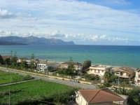panorama del golfo di Castellammare, lato ovest - 6 novembre 2008   - Alcamo marina (683 clic)
