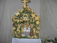 Cene di San Giuseppe - 15 marzo 2009   - Salemi (2149 clic)