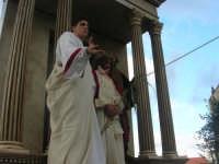 Processione della Via Crucis con gruppi statuari viventi - 5 aprile 2009   - Buseto palizzolo (1628 clic)