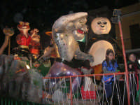 Carnevale 2009 - Sfilata carri allegorici - 24 febbraio 2009   - Balestrate (3359 clic)