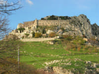 Chiesa ed Eremo S. Pellegrino - 9 novembre 2008  - Caltabellotta (884 clic)