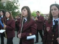 Processione della Via Crucis con gruppi statuari viventi - 5 aprile 2009   - Buseto palizzolo (2119 clic)