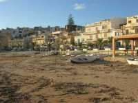 case sulla spiaggia - 25 ottobre 2009   - Marinella di selinunte (1763 clic)