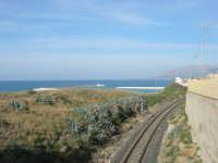 dal belvedere: vista sul porto ed il golfo di Castellammare, lato est - 15 marzo 2009   - Balestrate (3582 clic)