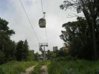 sul monte Erice - la funivia - 1 maggio 2009  - Erice (2186 clic)
