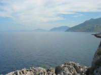 Capo San Vito - vista sul golfo di Castellammare - 10 maggio 2009   - San vito lo capo (1711 clic)