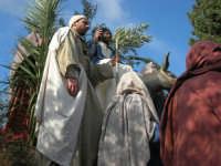 Processione della Via Crucis con gruppi statuari viventi - 5 aprile 2009   - Buseto palizzolo (1633 clic)