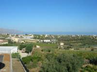 contrada San Leonardo - panorama - 2 ottobre 2007  - Alcamo (877 clic)
