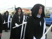 Processione della Via Crucis con gruppi statuari viventi - 5 aprile 2009   - Buseto palizzolo (1612 clic)