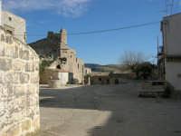 Castello di Baida - cortile interno - 21 febbraio 2009   - Balata di baida (2768 clic)