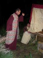 Parco Urbano della Misericordia - LA BIBBIA NEL PARCO - Quadri viventi: 3. Davide - 5 gennaio 2009   - Valderice (2743 clic)