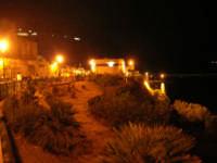 notturna: via Macello e Silos - 12 agosto 2008  - Castellammare del golfo (533 clic)
