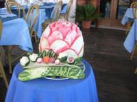una bella composizione di frutta ed ortaggi - 10 maggio 2009    - San vito lo capo (5044 clic)