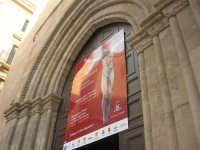 Fulget crucis mysterium - Il genio immortale e la devozione popolare - Il Crocifisso ritrovato - Chiesa di Sant'Agostino in piazza Saturno - 13 marzo 2009   - Trapani (2146 clic)