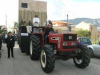 Processione della Via Crucis con gruppi statuari viventi - 5 aprile 2009   - Buseto palizzolo (1627 clic)