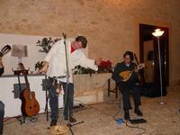 Concerto NAPOLINCANTO - Gianni Aversano (voce e chitarra), Ferdinando Piscopo (mandolino) - 10 dicembre 2009   - Alcamo (1619 clic)