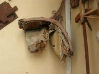 C/da Bosco Falconeria - Baglio Carta - in mostra oggetti che testimoniano le usanze del passato - 7 dicembre 2008  - Balestrate (1444 clic)