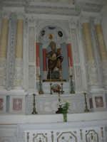 interno Chiesa Madre, dedicata a S. Nicolò di Bari - 23 aprile 2006   - Chiusa sclafani (1435 clic)