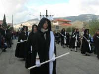 Processione della Via Crucis con gruppi statuari viventi - 5 aprile 2009   - Buseto palizzolo (1858 clic)
