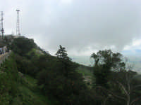 panorama dal monte Erice - 1 maggio 2009   - Erice (2019 clic)