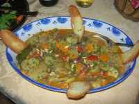zuppa - 20 settembre 2009  - Castellammare del golfo (3440 clic)