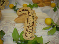 Cene di San Giuseppe - Mostra Sguartucciati di pane e di ceramica - 15 marzo 2009   - Salemi (1703 clic)