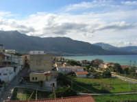 panorama del golfo di Castellammare, lato ovest - 6 novembre 2008   - Alcamo marina (840 clic)