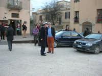 Epifania a Salemi - il Sindaco Vittorio Sgarbi - 6 gennaio 2009   - Salemi (2886 clic)