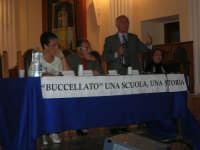 Convegno BUCCELLATO UNA SCUOLA, UNA STORIA - Aula Consiliare del Comune di Castellammare del Golfo - 25 ottobre 2008   - Castellammare del golfo (721 clic)