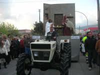 Processione della Via Crucis con gruppi statuari viventi - 5 aprile 2009   - Buseto palizzolo (2389 clic)