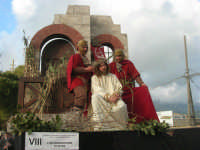 Processione della Via Crucis con gruppi statuari viventi - 5 aprile 2009   - Buseto palizzolo (1831 clic)