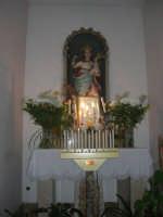 Cappella Madonna con Bambino - 15 marzo 2009   - Salemi (2071 clic)