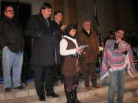 Carnevale 2009 - cerimonia della premiazione: presenti il Sindaco di Balestrate ed il Presidente della Provincia di Palermo - 24 febbraio 2009   - Balestrate (3873 clic)