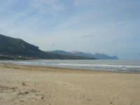 Spiaggia Plaja - golfo di Castellammare lato ovest - 16 febbraio 2009  - Castellammare del golfo (1813 clic)