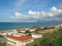 panorama del golfo di Castellammare, lato est - 6 novembre 2008   - Alcamo marina (849 clic)