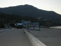 Spiaggia Plaja: lungomare - 3 ottobre 2007  - Castellammare del golfo (660 clic)