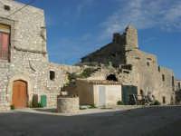 Castello di Baida - cortile interno - 21 febbraio 2009   - Balata di baida (4227 clic)