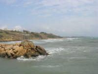 costa est e mare mosso - 1 marzo 2009  - Marinella di selinunte (2616 clic)